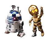 Star Wars: Episode V: Egg Attack - R2-D2 & C-3PO - Actionfiguren Doppelpack