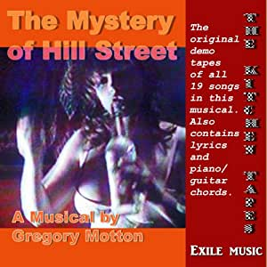 The Mystery of Hill Street Musical CD
