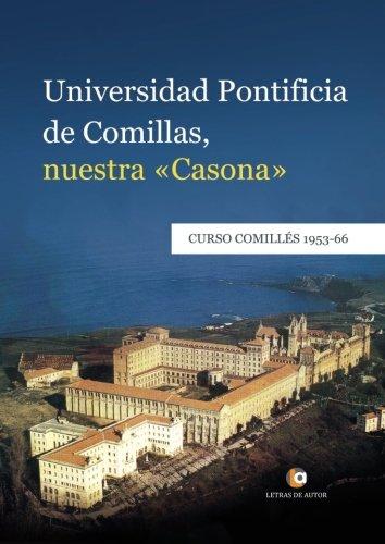 Universidad Pontificia de Comillas: nuestra