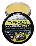 Best Carnauba Waxes - Power Maxed PMCWT150P1 Typhoon Carnauba Wax, 150 ml Review