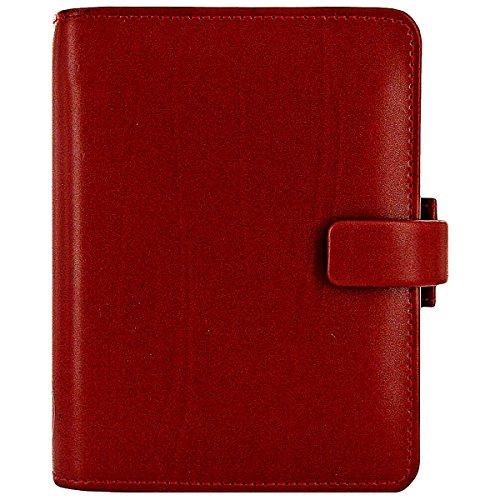 Filofax Metropol Persönlicher Organiser für Papier, rot (Metropol Filofax Personal)