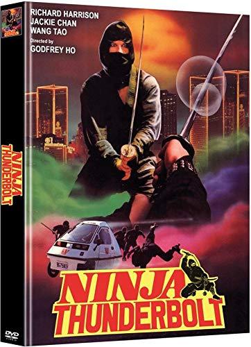 Ninja Thunderbolt - Mediabook - Cover B - Limited Edition - Uncut (+ Bonus-DVD)