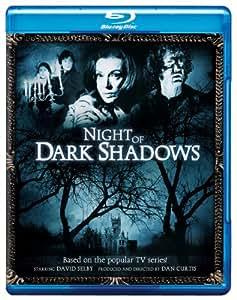 Night of Dark Shadows [Blu-ray] [US Import]