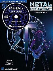 Metal Lead Guitar: Volume 2 (The Troy Stetina Series)