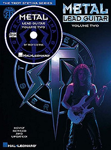 Métal lead guitar vol. 2 guitare+CD (The Troy Stetina Series)
