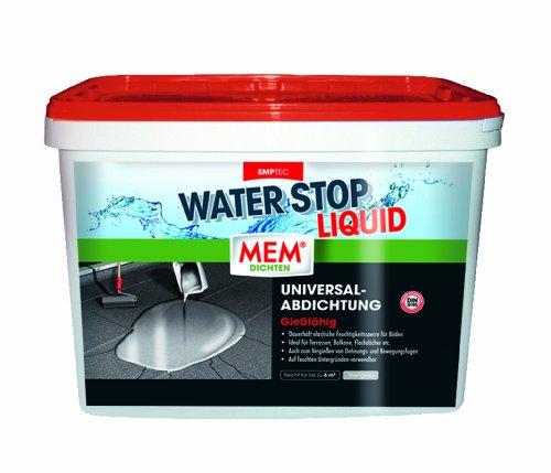 Water Stop Liquid 14 kg, streichbar, fertige Dichtmasse, 2 x 7 kg