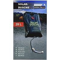 High Peak Douche solaire Noir 20 L