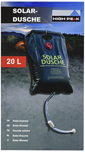 High Peak Douche solaire