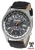 Coolfire l Solar Atomic Watch. militari di energia solare orologio radiocontrollato (1531)
