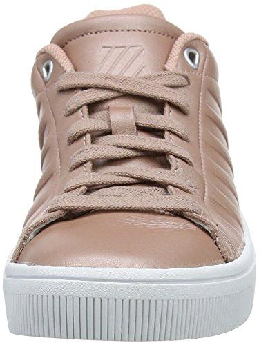 Sneaker K-swiss Damen Court Frasco Rosa (rosa / Bianco)