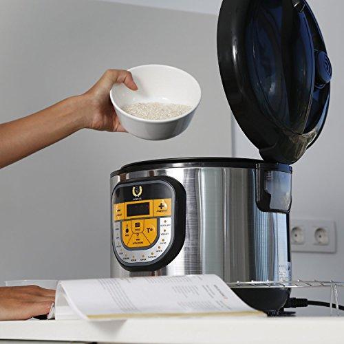 Olla Programable GM Modelo Beta. Robot De Cocina Programable 24h Con 14.