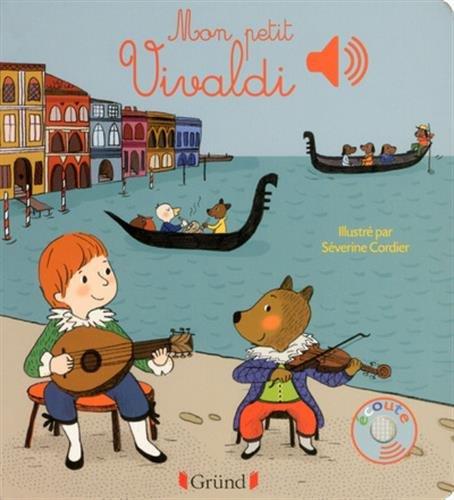 Mon petit Vivaldi par Emilie COLLET