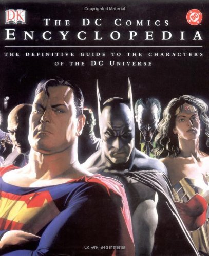 The DC Comics Encyclopedia by Scott Beatty (2004-10-28)