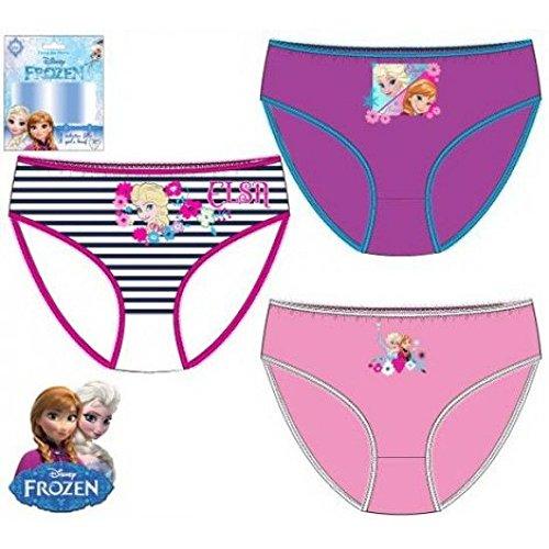 Lizenz: Disney - Braga culotte para niña, de color rosa - conception 2: 2/3 ans (92 cm/98 cm)