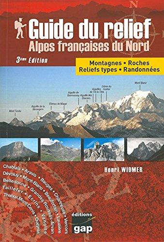Guide du relief des Alpes franaises du Nord