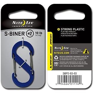 Nite Ize SBP2-03-03 S-Biner