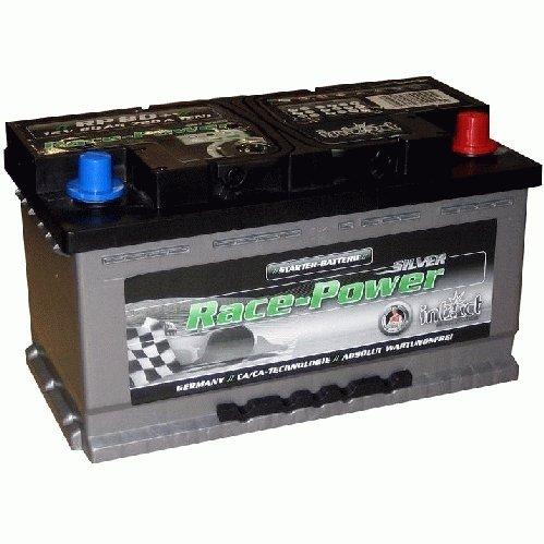 Preisvergleich Produktbild Profi Start Batterien – Senior Home RP80 12 V 80 Ah Akku (C20) 720 A (E