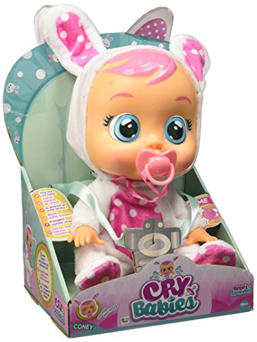 IMC Toys - 10598 - Cry Babies bebé piagnucolosi CONEY