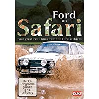 Ford on Safari