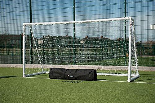Precisione Calcio in Plastica Portatile Obiettivo 16'x 7' con sistema di (7' Obiettivo Netto Di Calcio)