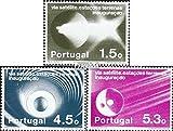 Prophila Collection Portugal 1234-1236 (kompl.Ausg.) 1974 Satellitenkommunikation (Briefmarken für Sammler)