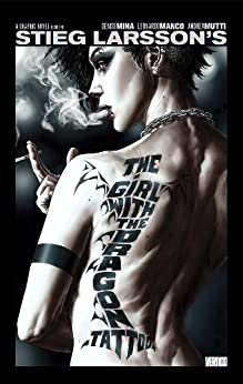 The Girl With The Dragon Tattoo Book 1 (Millennium Trilogy Graphic Novel) by [MINA, DENISE]