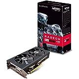 Sapphire Radeon NITRO Rx 480 8GB GDDR5 Dual HDMI DVI-D Dual DP OC w backplate UEFI PCI-E Graphics Card Graphics Cards 11260-01-20G