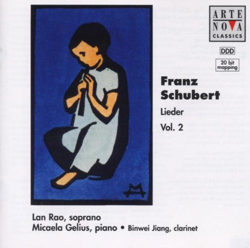 Preisvergleich Produktbild Lieder Vol. 2