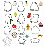 Generic 4 : Cute Christmas Cookie Cutter...