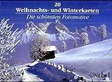 20 Weihnachts- und Winterkarten: Die schönsten Fotomotive