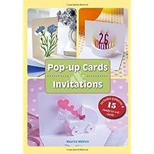 [ POP-UP CARDS & INVITATIONS ] Pop-Up Cards & Invitations By Mathon, Maurice ( Author ) Jan-2012 [ Paperback ]