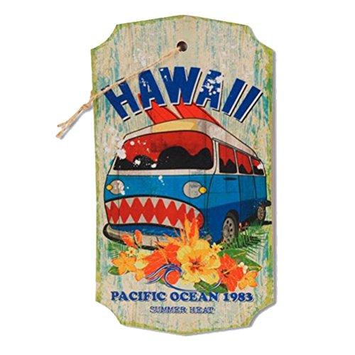 decoracion hawaiana