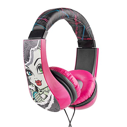 Monster High 30348 Kid Safe Casque Traditionnel Filaire