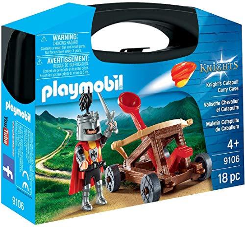 Playmobil- Catapulte de Chevalier, 9106