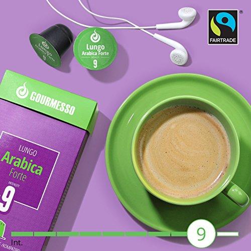 Gourmesso Testbox – 100 Nespresso kompatible Kaffeekapseln - 3