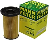 Mann Filter PU742 Filtro Combustible