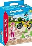 Playmobil 70061 Special Plus Kinder m. Skates u. BMX, bunt