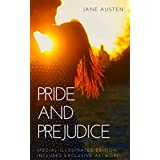 Pride and Prejudice - Special Illustrated Edition: Includes Exclusive Pride and Prejudice Inspired Artwork (English Edition)