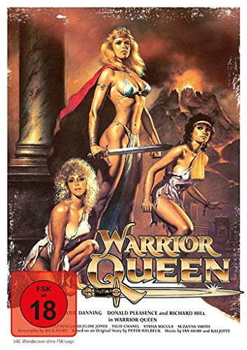 Warrior Queen [ NON-USA FORMAT, PAL, Reg.0 Import - Germany ]