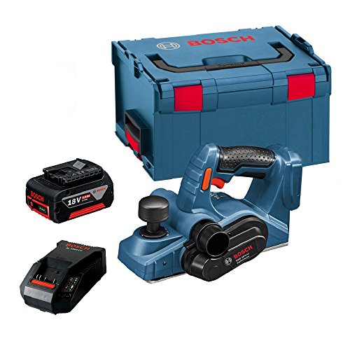 Bosch GHO18VLI 18v Lithium-Ion Planer with 5.0ah Battery