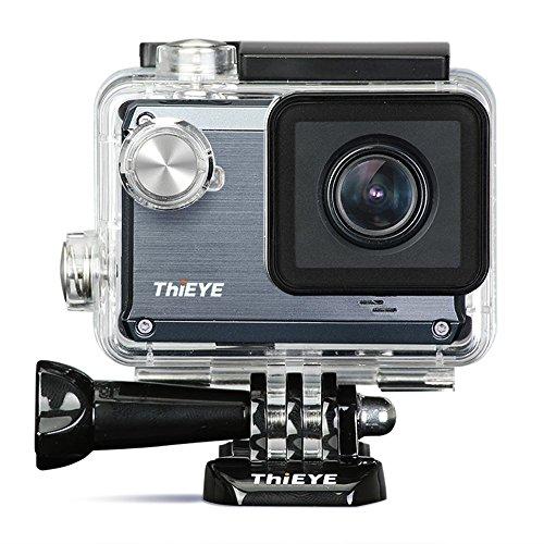 ThiEYE I30 Sport DV cámara de acción 1080 P 12MP 155° gran angular de 40 M a prueba de agua...