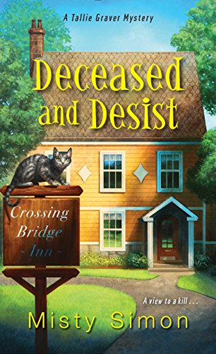 Deceased and Desist (A Tallie Graver Mystery Book 3) (English Edition)