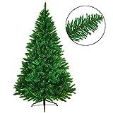 BB Sport Albero di Natale artificiale in different misure e colori, lunghezza:210 cm (1.160 punte), Colore:verde chiaro