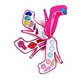 #6: TOYMYTOY Kids Girls Makeup Set Dress up Cosmetics Make up Kit Vanity Beauty Set