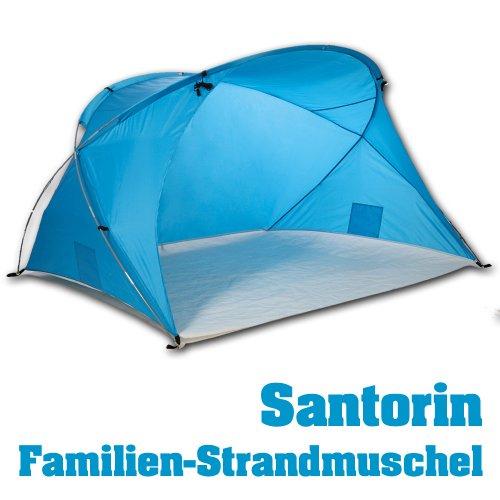 Outdoorer Familien-Strandmuschel Santorin, UV 60 thumbnail