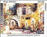 Maya Gobelin WTD Mantiburi MG-035 Sticker Mural décoratif pour Rabot 40 x 30 cm