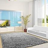 Moderner Teppich Carpet Design LIFE RUG 160 cm x 230 cm LIGHTGREY