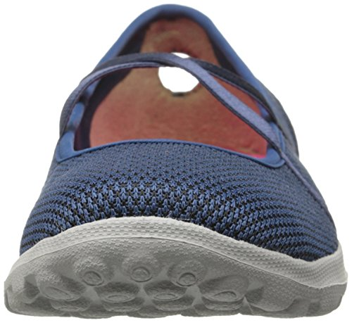 Skechers On-The-Go-Point, Chaussures de Tennis Femme Nvgy