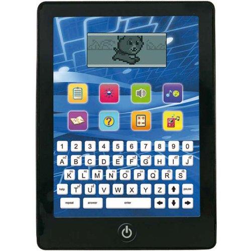 Kinder Lerncomputer interaktives PAD Lern-Pad mit Tastatur 30 Aktivitäten