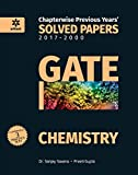 Chapterwise Solved Papers Chemistry GATE 2018